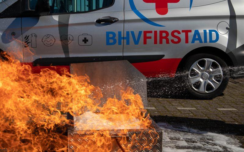 BHV First Aid Harlingen